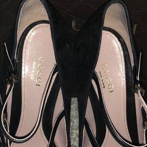 Gucci Shoes - ❗️Gucci Black Peek a boo Pump